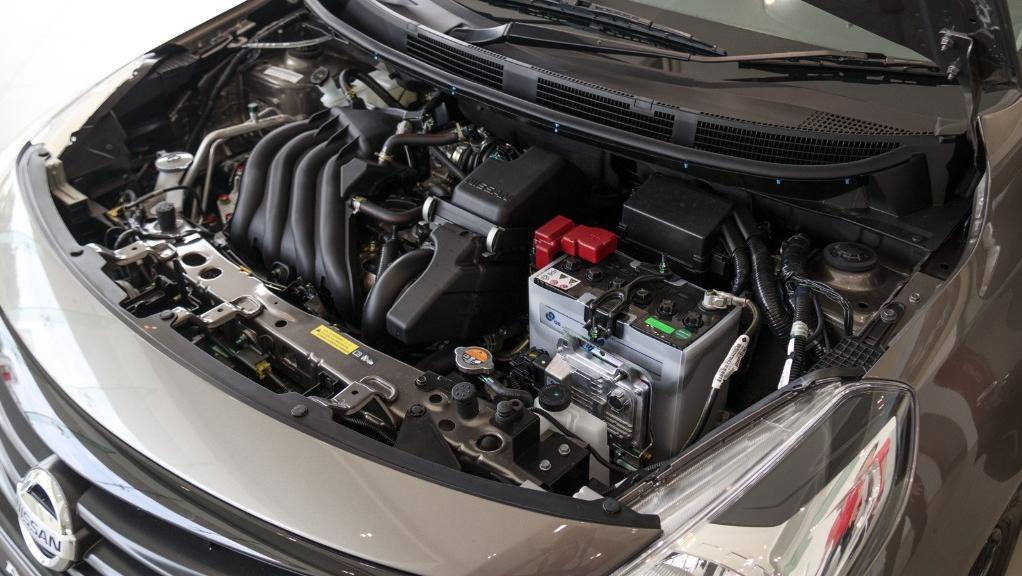 2018 Nissan Almera 1.5L VL AT Others 002