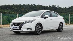 2020 Nissan Almera 1.0L VLT Exterior 001