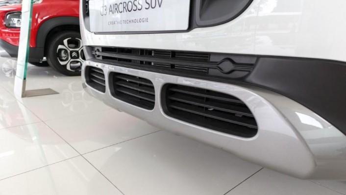 2019 Citroën New C3 AIRCROSS SUV Exterior 010