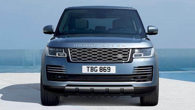 Land Rover Range Rover (2017) Exterior 008