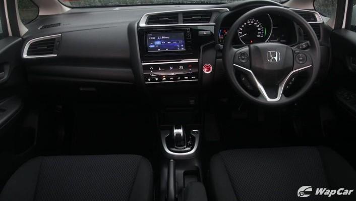2019 Honda Jazz 1.5 Hybrid Interior 001