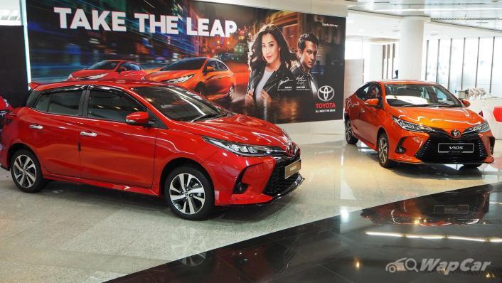 2021 Toyota Yaris 1.5G Exterior 005
