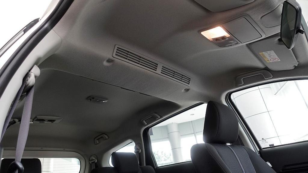 2019 Perodua Aruz 1.5 X Interior 058