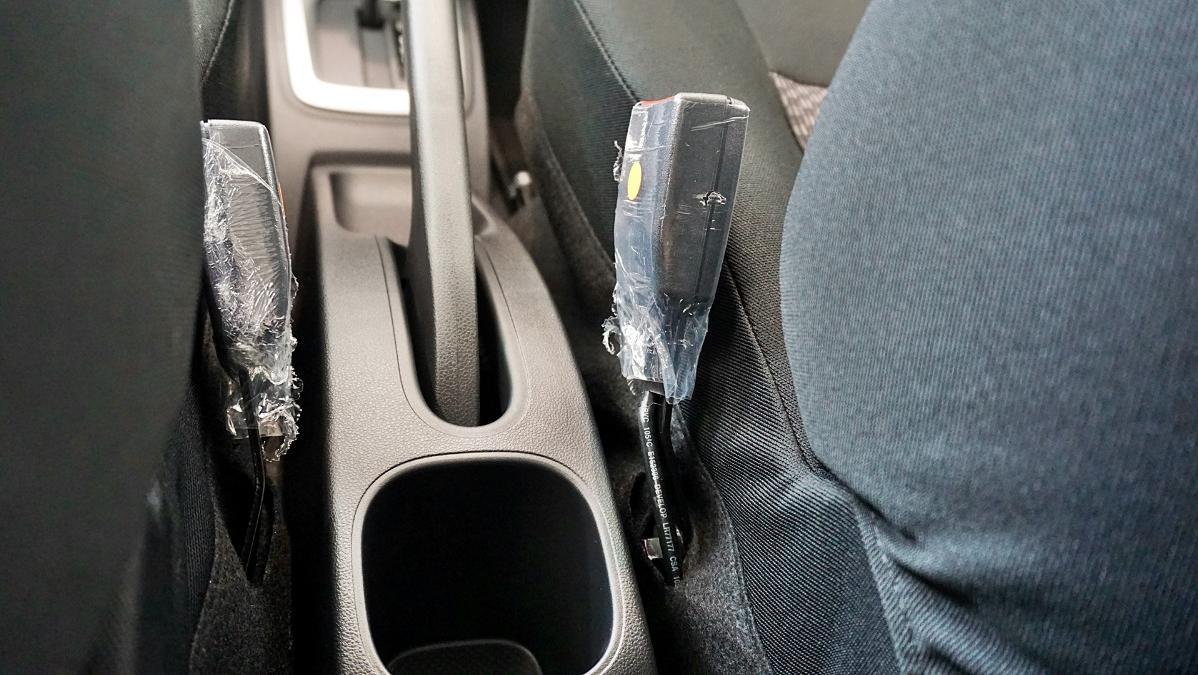 2019 Perodua Axia GXtra 1.0 AT Interior 030