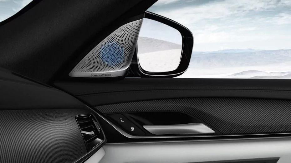 BMW M5 (2019) Interior 010
