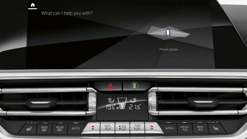 BMW 3 Series (2019) Interior 003