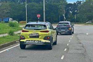 Spied: 2020 Hyundai Kona in Malaysia! Proton X50 rival to launch soon?