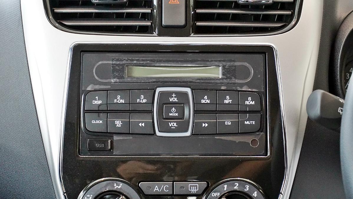 2019 Perodua Axia Style 1.0 AT Interior 066