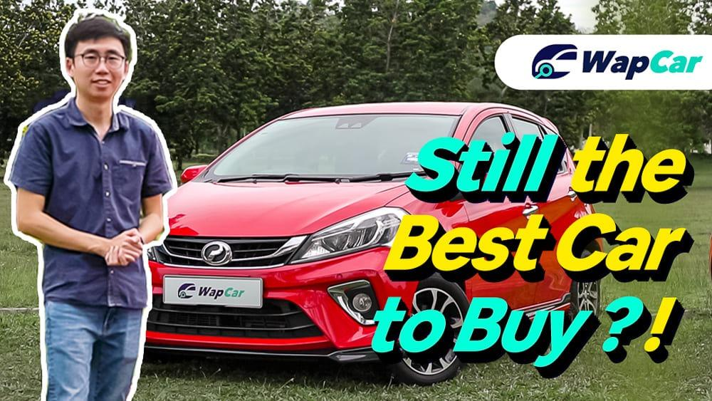 Video: 2019 Perodua Myvi Advance 1.5L review, see why it's the best car ever 01