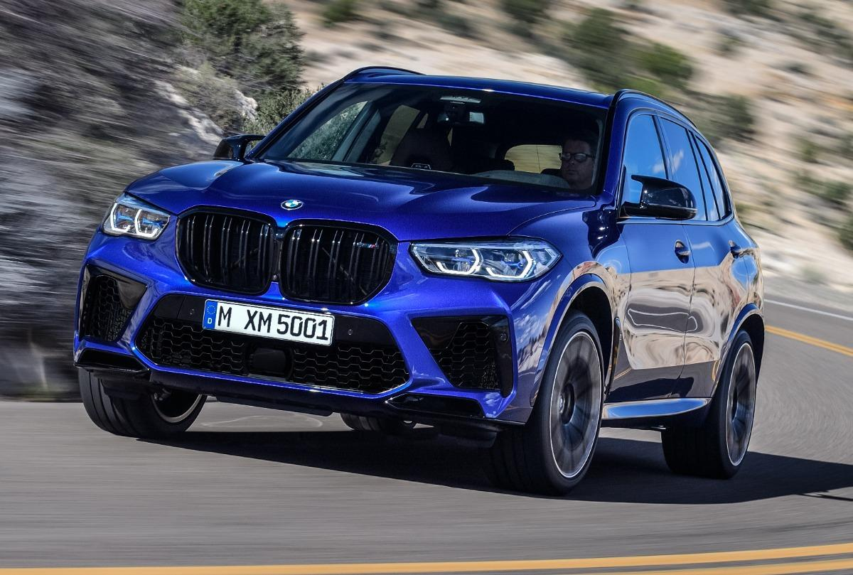 BMW M launches 3rd gen BMW X5 M