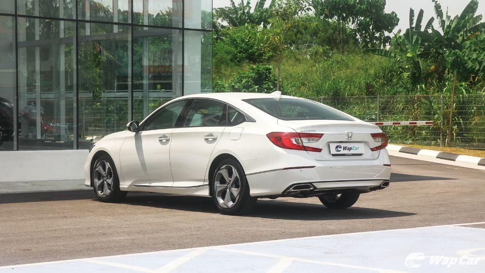 2020 Honda Accord 1.5TC Premium Exterior 007