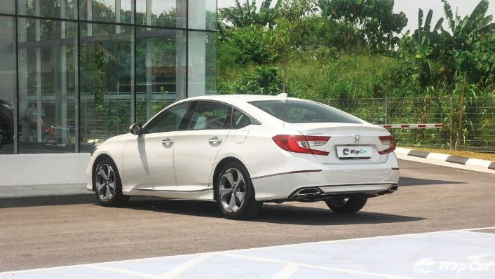 2020 Honda Accord 1.5TC Premium Exterior 007