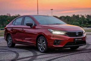 2021 Honda City RS e:HEV, price confirmed from RM 106k