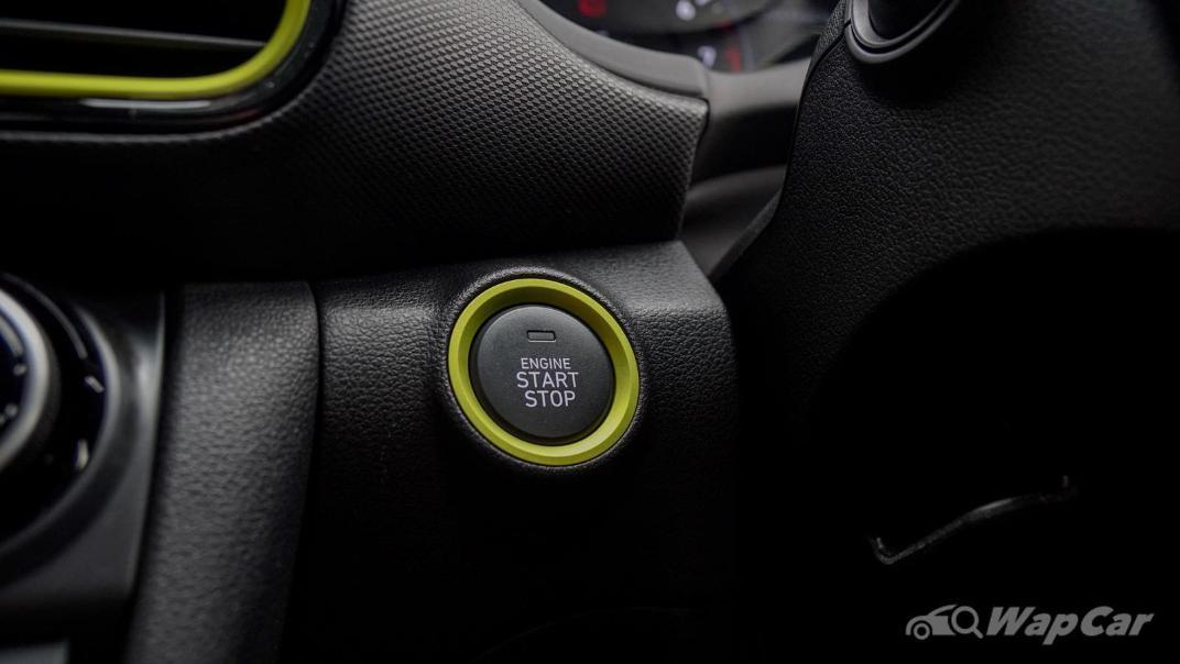 2020 Hyundai Kona 1.6 T-GDi High Interior 009