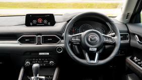 2019 Mazda CX-5 2.5L TURBO Exterior 003