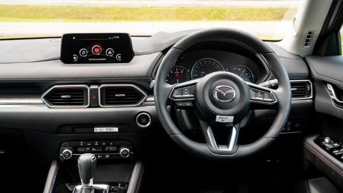 2019 Mazda CX-5 2.5L TURBO Interior 003