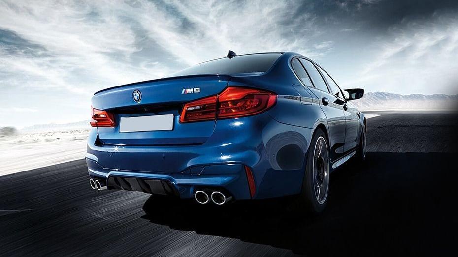 BMW M5 (2019) Exterior 006
