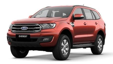 2017 Ford Everest 2.2 Trend AT 2WD Price, Reviews,Specs,Gallery In Malaysia | Wapcar