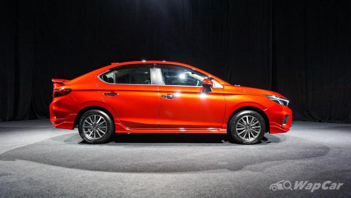 2020 Honda City 1.5L E Exterior 004