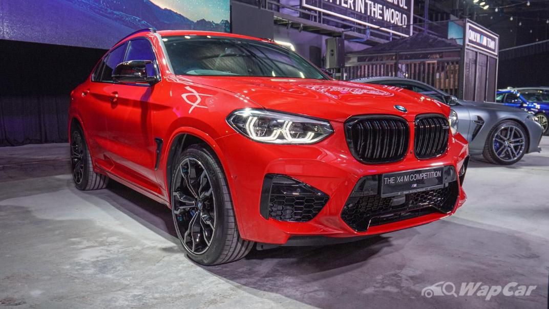 2020  BMW X4 M Competition Exterior 001