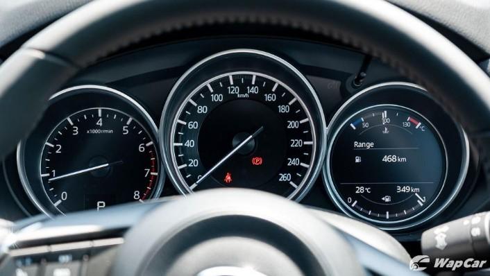 Mazda CX-8 Public (2019) Interior 008