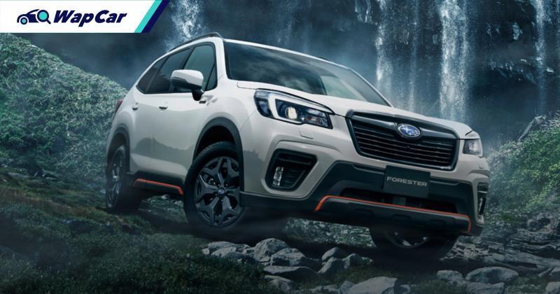 Subaru Forester 2021 dirasmikan di Jepun – Enjin turbo, 177 PS & 300 Nm tork 01