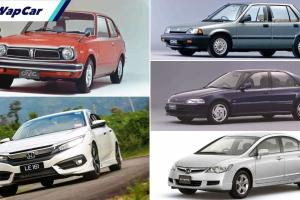 Honda Civic: 50 tahun di persada dunia - 7 sebab ia kekal popular di Malaysia