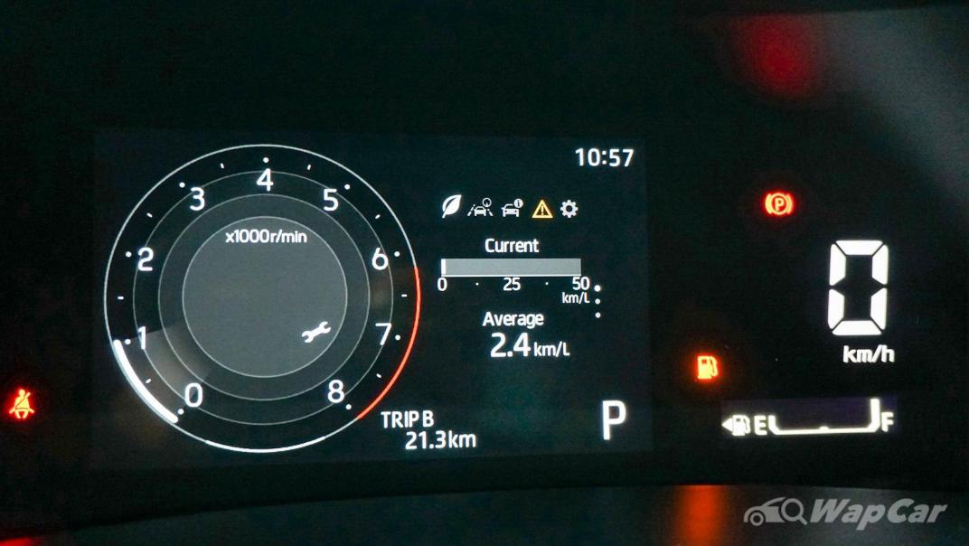 2021 Perodua Ativa 1.0L Turbo AV Interior 023