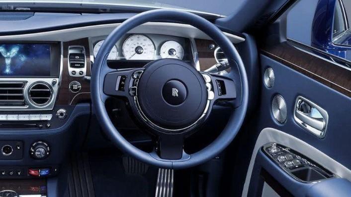 2010 Rolls-Royce Ghost Ghost Interior 003