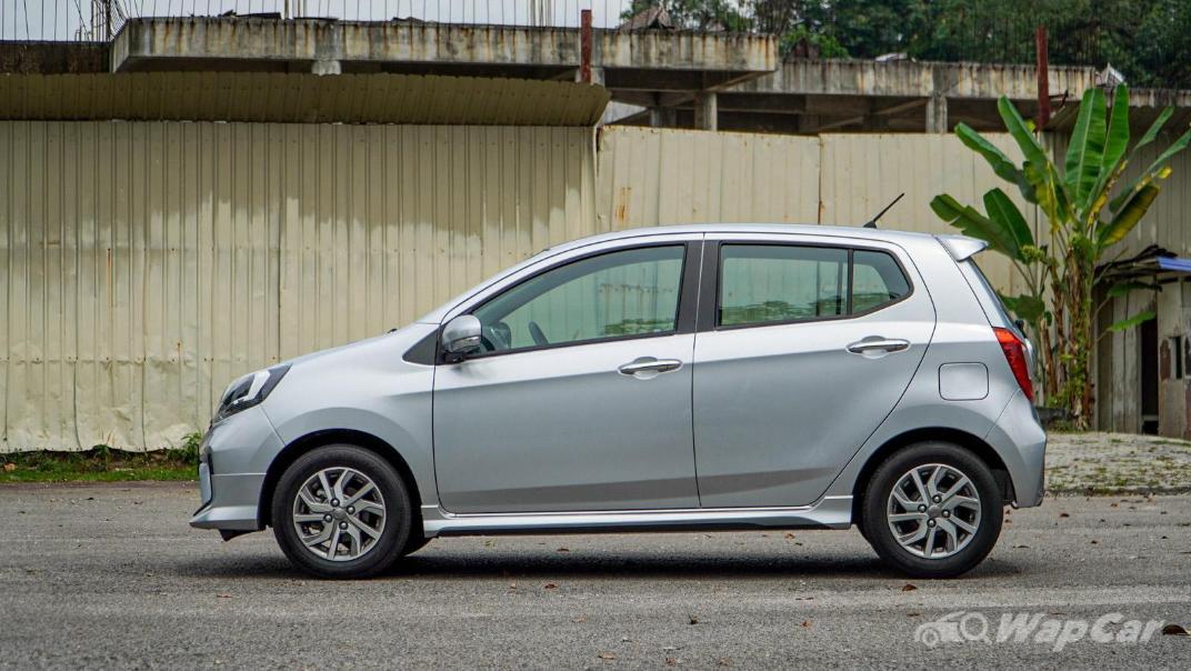 2019 Perodua Axia AV 1.0 AT Exterior 008