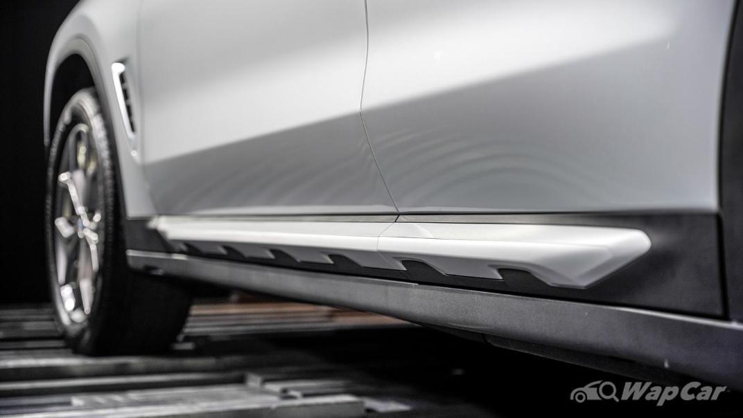 2021 BMW X3 sDrive20i Exterior 013