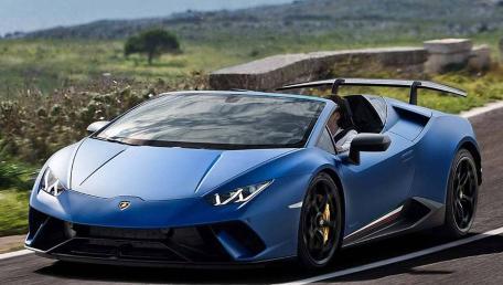 2017 Lamborghini Huracán Performante Spyder Price, Specs, Reviews, Gallery In Malaysia   WapCar