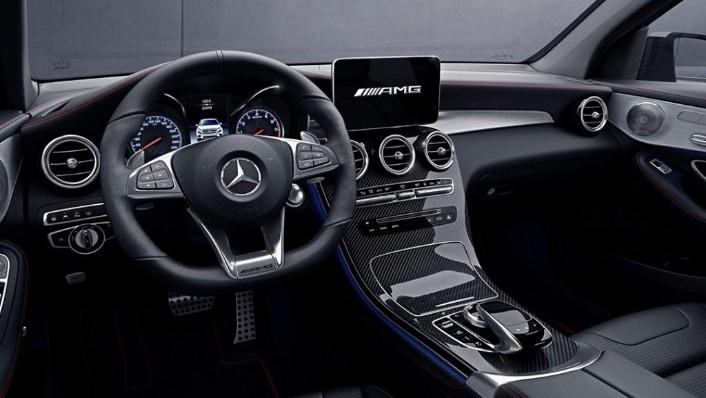 2018 Mercedes-Benz AMG GLC AMG GLC 43 4MATIC (CKD) Interior 001