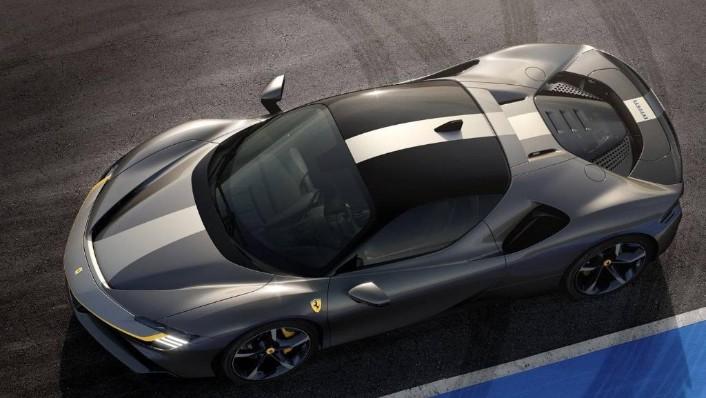 Ferrari SF90 Stradale (2020) Exterior 010