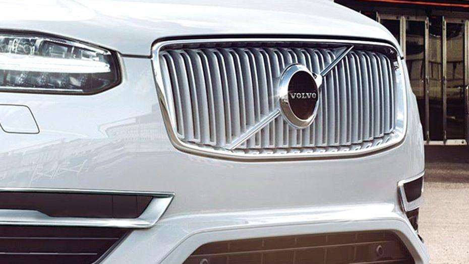 Volvo XC90 (2018) Exterior 006