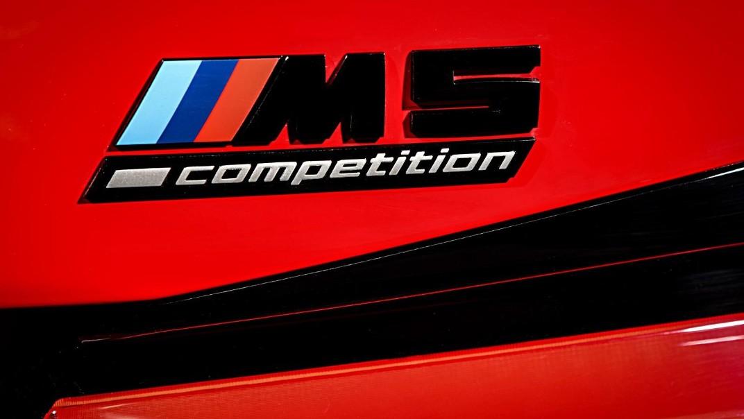 2020 BMW M5 Exterior 050