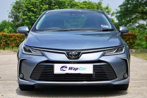 优缺点讲评:2020 Toyota Corolla Altis 1.8 G——舒适大于性能的选择