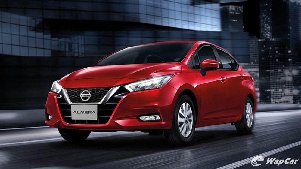 All-new 2019 Nissan Almera front