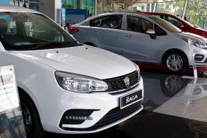 Proton Saga belum ada perancangan facelift, model sekarang terlalu bagus?