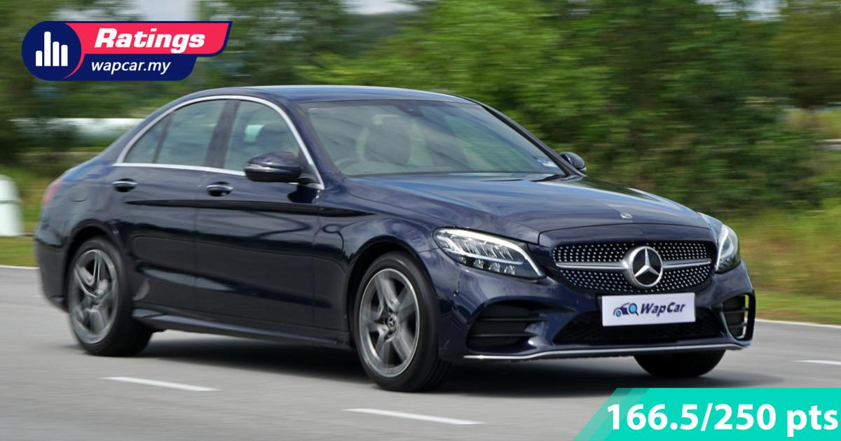 Ratings: W205 Mercedes-Benz C200 AMG Line in Malaysia - Rocks your body, but in the wrong way 01