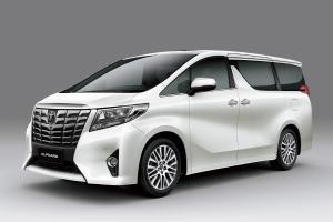 A VIP's choice: Used Toyota Alphard (AH30) from RM 150k. Expensive to repair?