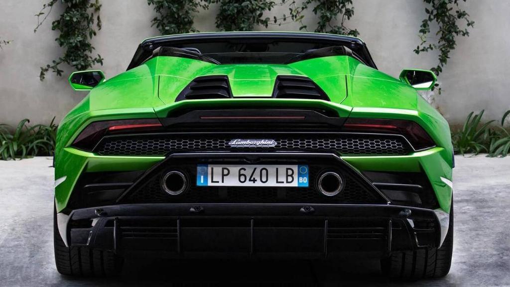 Lamborghini Huracán (2019) Exterior 018