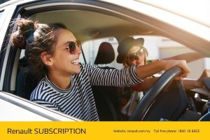 Renault's subscription plan is a commitment-free alternative to car ownership