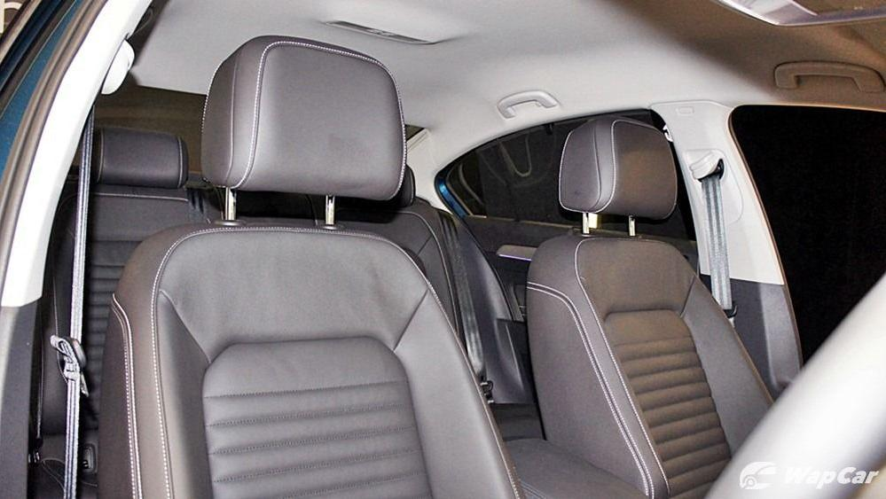 2020 Volkswagen Passat 2.0TSI Elegance Interior 116