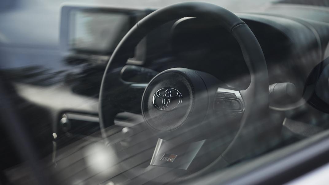 2021 Toyota GR Yaris Interior 041