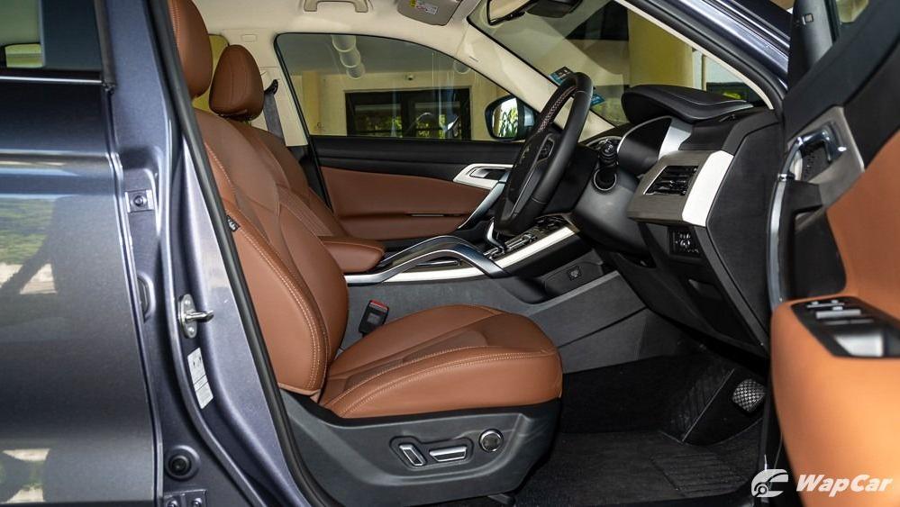2020 Proton X70 1.8 Premium 2WD Interior 036