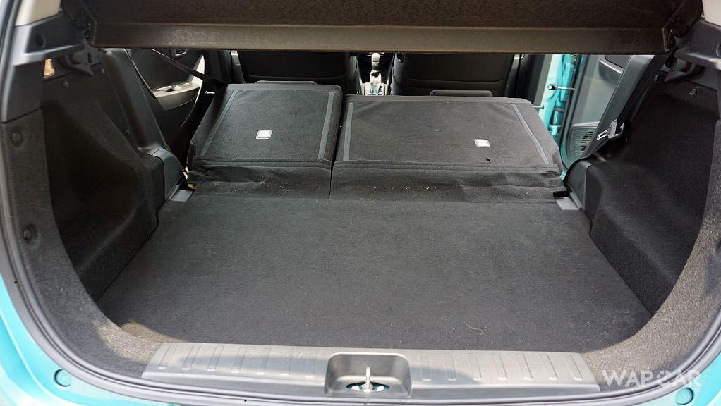 2018 Perodua Myvi 1.3 X AT Interior 051