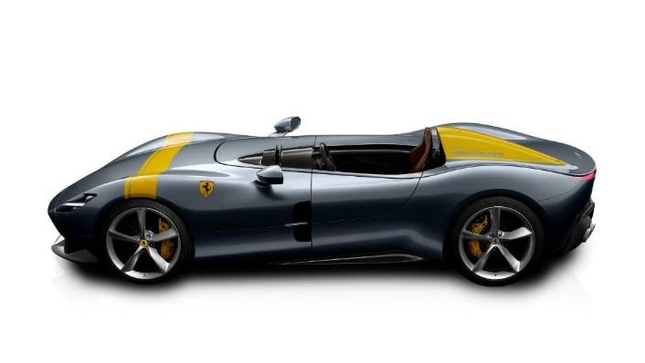 Ferrari Monza SP1 (2019) Exterior 008
