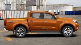 Nissan Navara (2018) Exterior 006