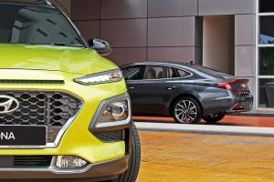 Hyundai Sonata serba baru diacah sebelah crossover Kona, bakal tiba di Malaysia?